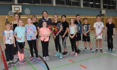 Badminton©Sportverein Heemsen