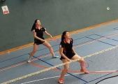 Damen Doppel: Tessa und Nele Voigtländer