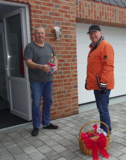 Graham und Wilhelm Küker©Sportverein Heemsen