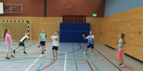 Handball © Sportverein Heemsen