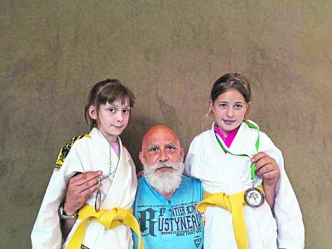Judo-Kinder©Sportverein Heemsen