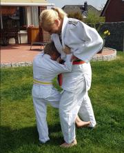 Judo mit Mama