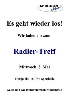 Radler-Treff©Sportverein Heemsen