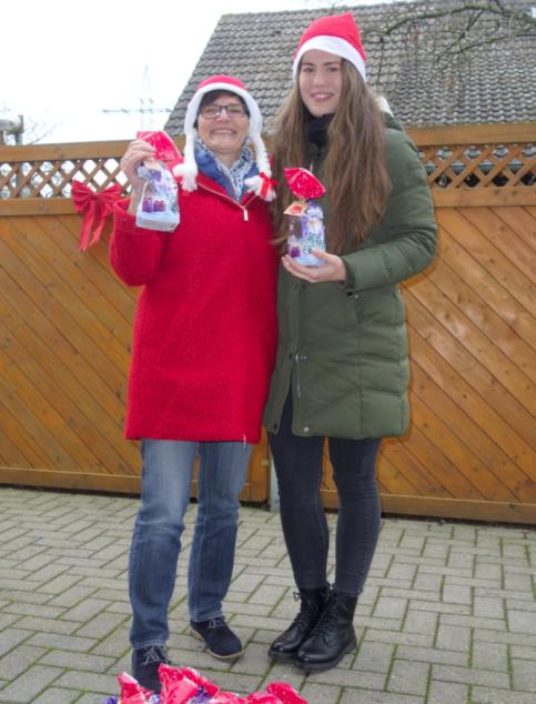 Simone und Lena©Sportverein Heemsen