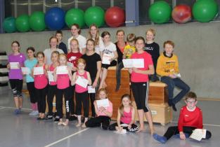 Sportabzeichen©Sportverein Heemsen