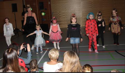 Tanzmäuse©Sportverein Heemsen