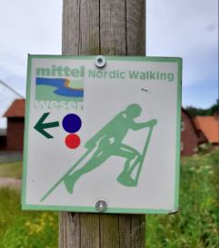 Walkingschild©Sportverein Heemsen